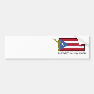 CTR FÖR PUERTO RICO SAN JUAN BESKICKNING LDS BILDEKAL