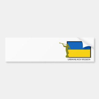 CTR FÖR UKRAINA KIEV BESKICKNING LDS BILDEKAL