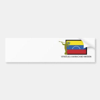 CTR FÖR VENEZUELA VALENCIA BESKICKNING LDS BILDEKAL