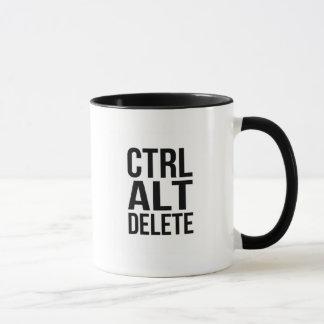 Ctrl+Alt+Borttagnings