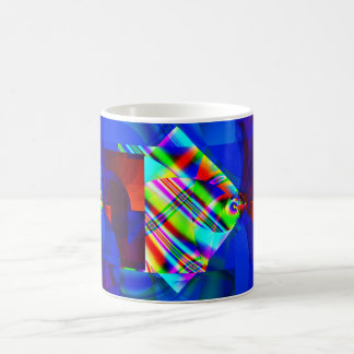 Cubism Kaffemugg