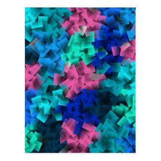 Cubism, konststil och målning, vykort