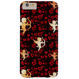 Cupids och hjärtor barely there iPhone 6 plus skal
