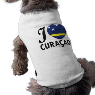 Curacao älskar hundtröja
