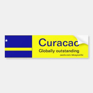 Curacao Bildekal