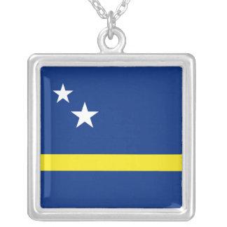 Curacao sjunker halsbandet silverpläterat halsband