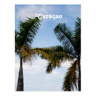 Curacao Vykort