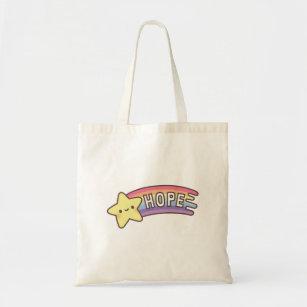 Cute Star, Rainbow och Hope, positiv Tygkasse