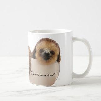 """""""Cuteness Slothmugg i för en bunke"""" Kaffemugg"""