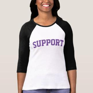 CX support dam 3/4 ärm Tee Shirt