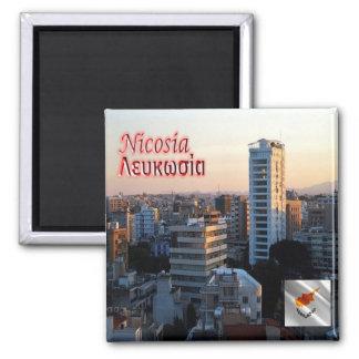 CY - Cypern - Nicosia Magnet