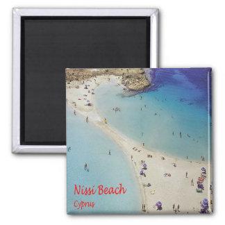 CY - Cypern - Nissi - strand Magnet