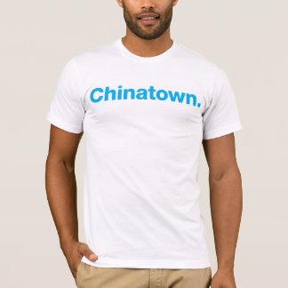 (Cyan) Chinatown, T Shirt