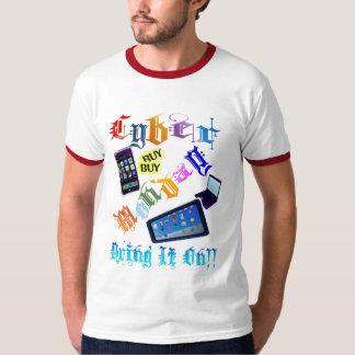 Cyberen Måndag-Kommer med på det! (2) Skjortor Tee