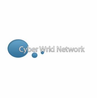 CyberWrld nyckelring Photo Sculptures