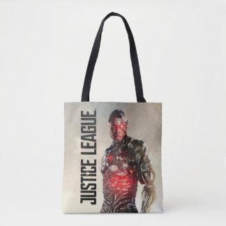 Cyborg för rättvisaliga | på slagfält tygkasse