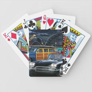 CycloneRacer Spelkort