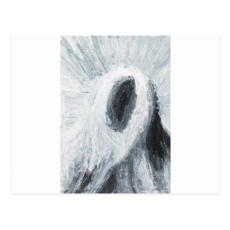 Cyclopssten (abstrakt surrealism) vykort