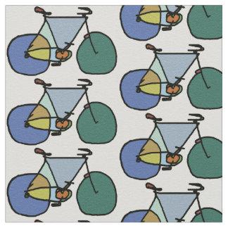 cykel - cykla + cykel tyg
