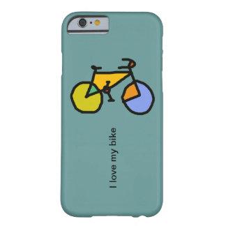 cykel: cyklar; cyklistcoola barely there iPhone 6 fodral