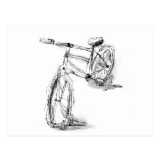 Cykel II Vykort