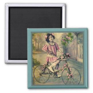 Cykelflickamagnet