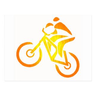 Cykeln Apollos avbildar Vykort