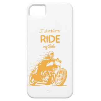 Cykelryttare iPhone 5 Skal