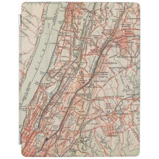 Cykelvägar i New York och Connecticut 3 iPad Skydd
