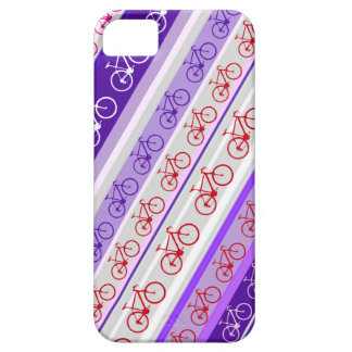 cykla. cykelrandmönster iPhone 5 Case-Mate fodral