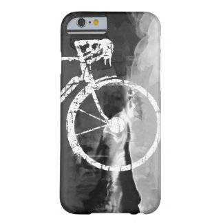 cykla/cykla black&white-cykeln barely there iPhone 6 skal