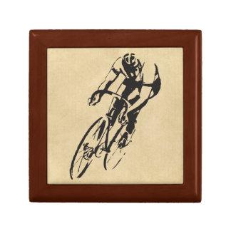Cykla den tävlings- velodromen liten presentask