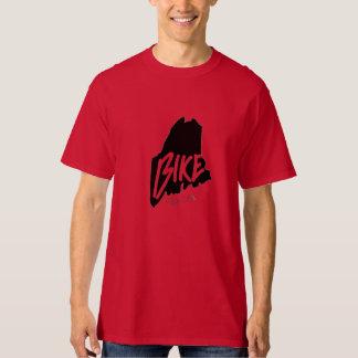 CYKLA skjortor Mainen långt vid SMAHT-LIV! T Shirt