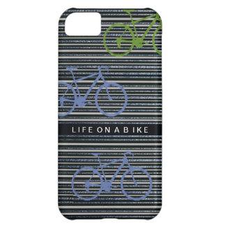 cyklar för cykelälskare iPhone 5C fodral