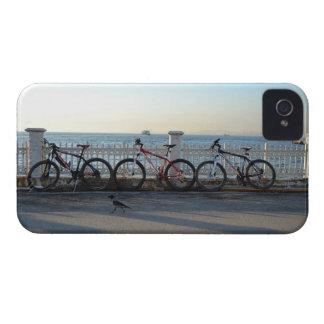 Cyklar & kråka iPhone 4 skal