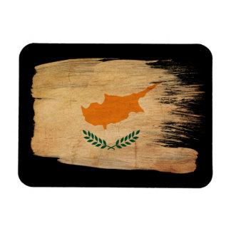 Cypern flagga magnet