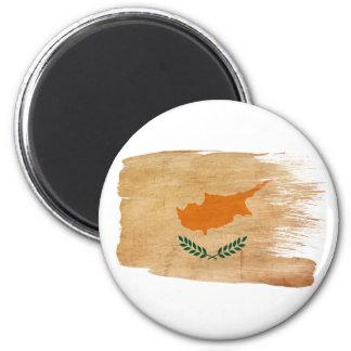 Cypern flaggamagneter magnet