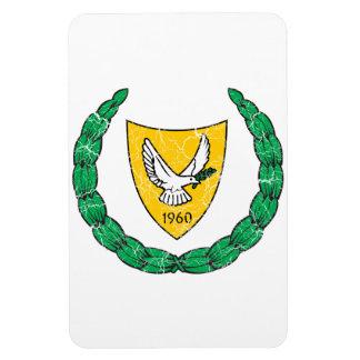 Cypern vapensköld magnet