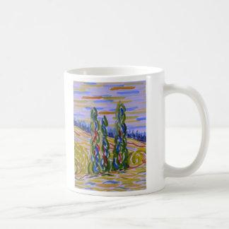 Cypresses Kaffemugg