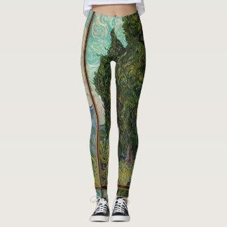 Cypresses Leggings