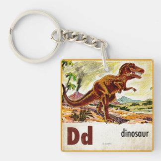 D är för Dinosaur
