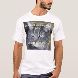 Då att flå för katt var, var popular.there mer än tröjor