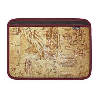 Da Vinci noterar MacBook Sleeve