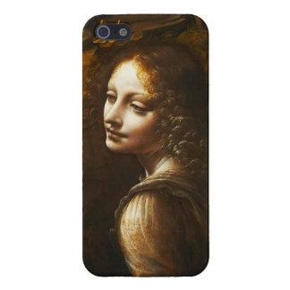 Da Vinci oskuld av fodral för stenängeliPhone 5 iPhone 5 Skydd
