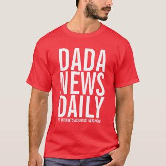 Dada nyheterna dagligen tee