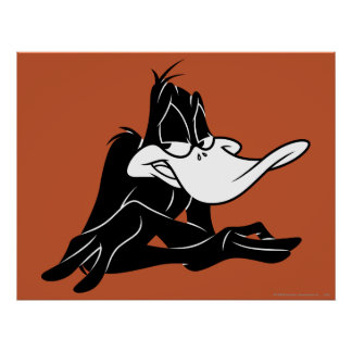 DAFFY DUCK™ Up tätt Poster