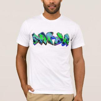 Dafuq giftlig grafittiT-tröja Tshirts