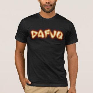 Dafuq hoade kung fu tee