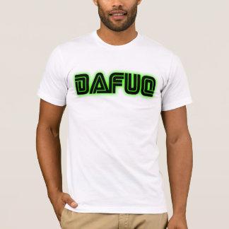 Dafuq Retro Gamerutslagsplats Tröjor