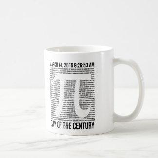 Dag av århundradet kaffemugg